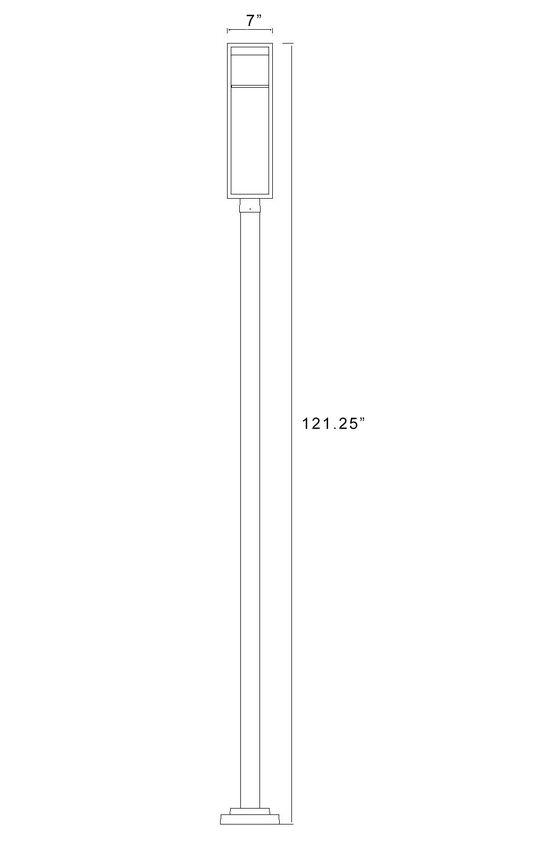 585PHBS-536P-BK-LED