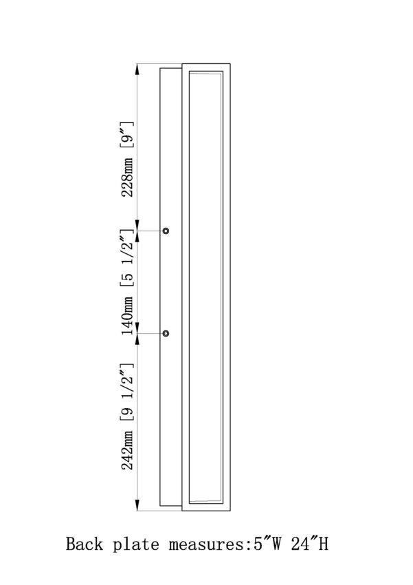 587M-BK-LED