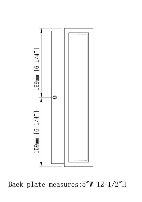 587S-BK-LED